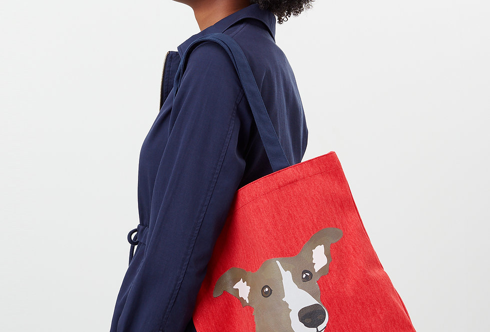Joules Lulu Red Whippet Bag
