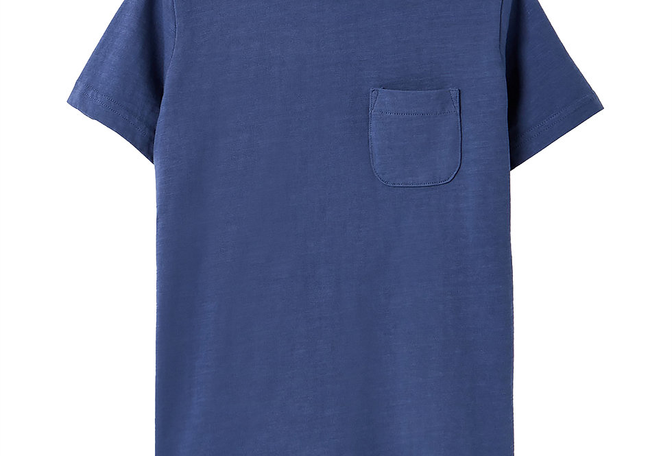 Joules Laundered Blue Tee