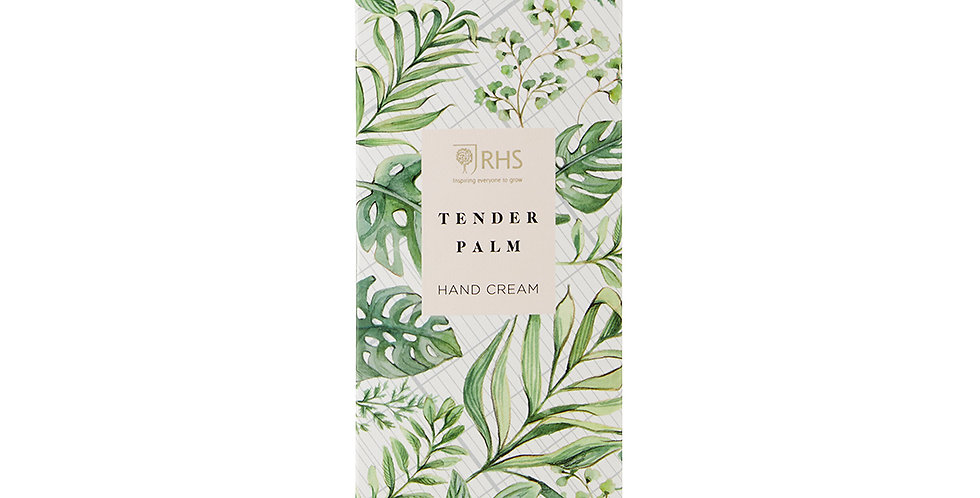 Heathcote & Ivory Tender Palm Hand Cream