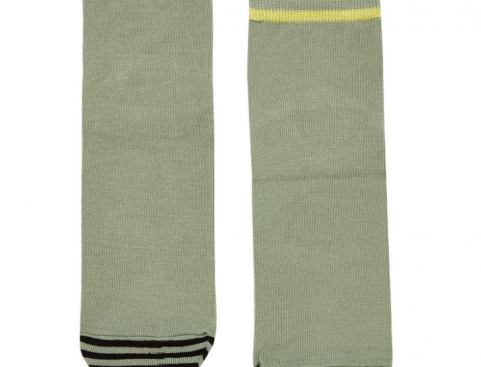 Joules Brill Bamboo Socks Khaki Star