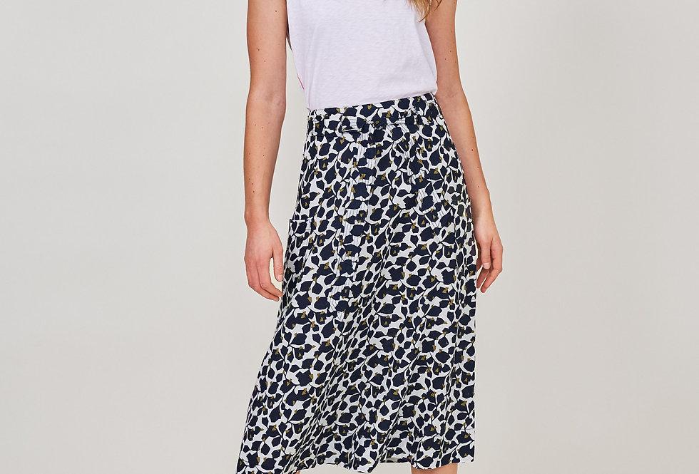 White Stuff Ashley Linen Skirt
