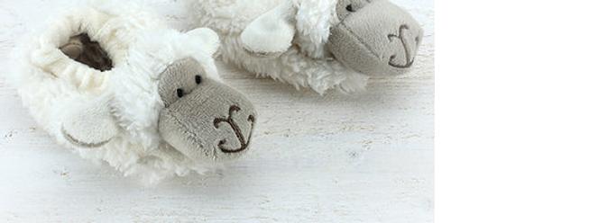 Jomanda Sheep Baby Slippers