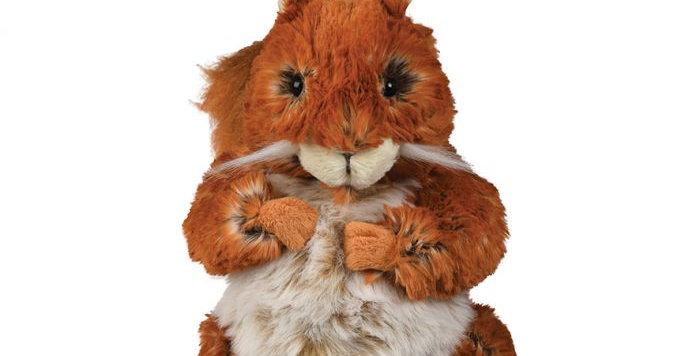Wrendale Fern Plush Squirrel