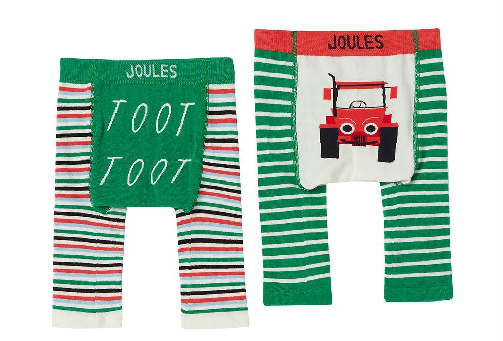Joules Lively Leggings Tractor