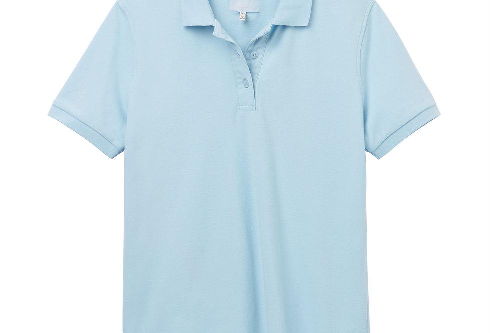 Joules Pippa Polo Shirt Light Blue