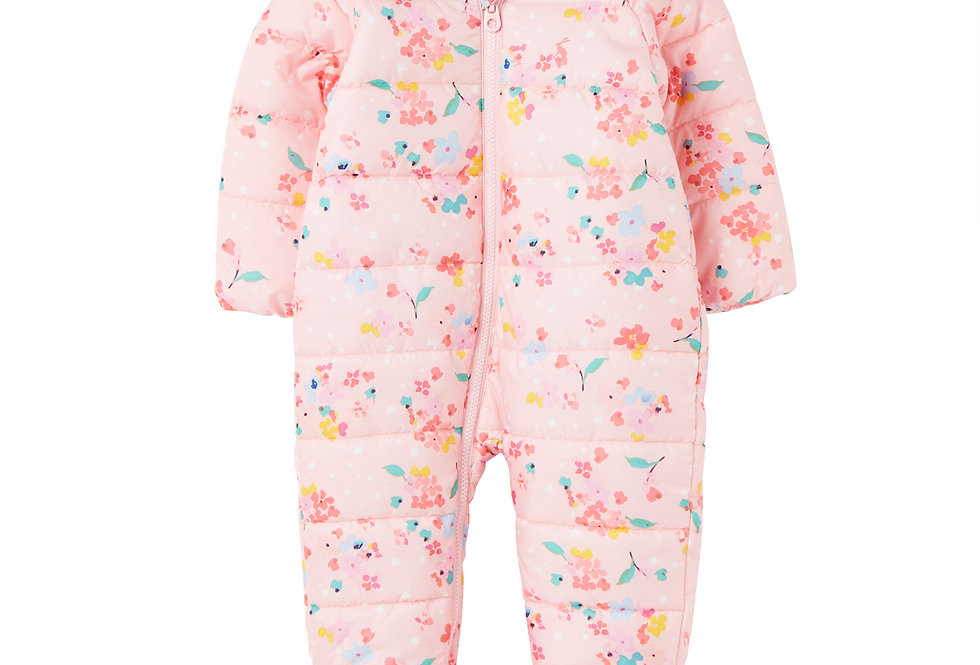 Joules Snuggle Padded Pramsuit