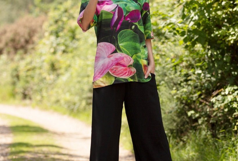From My Mothers Garden Summer Dreams Tunic