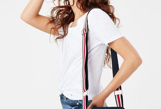 Joules Zia Vegan PU Camera Style Bag
