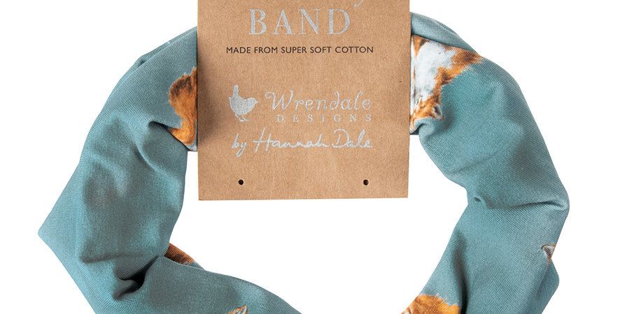 Wrendale Multiway  Band - Fox Design