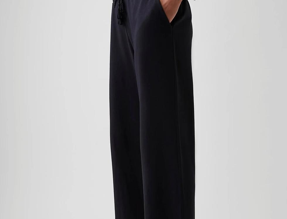 Great Plains Leni Tie Detail Black Trousers