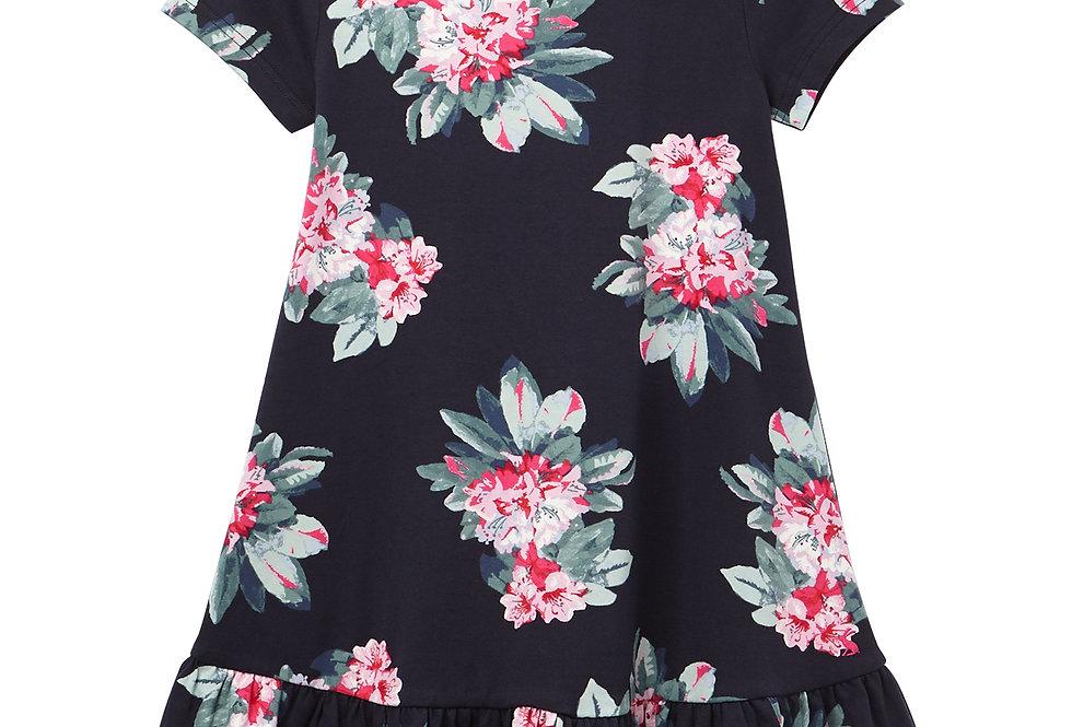 Joules Allie Peplum Dress