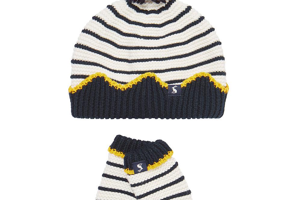Joules Crown Navy Stripe
