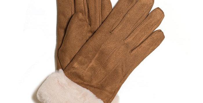 Miss Sparrow Tan Stella Gloves