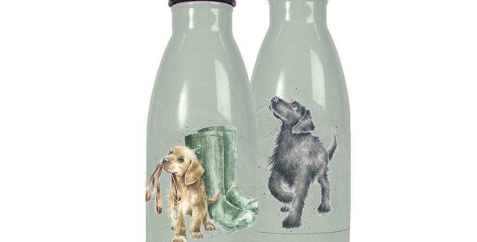 Wrendale Small Dog Water Bottle