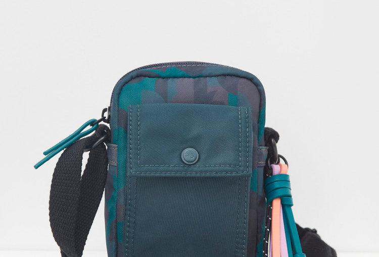 White Stuff Nylon Phone Bag