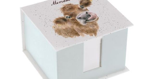 Wrendale Memo Block