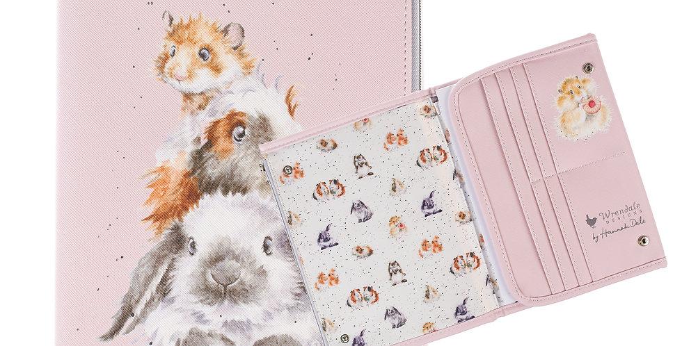 Wrendale Notebook Wallet