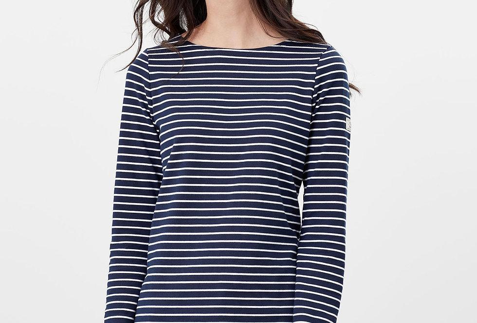 Joules Harbour Stripe Top Long Sleeve