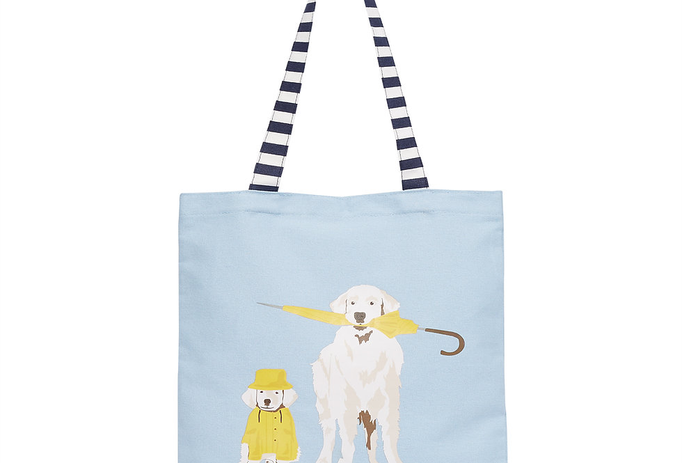 Joules Lulu Blue Dog Bag
