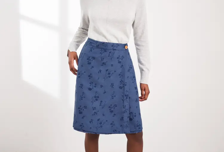 White Stuff Rumi Reversible Skirt