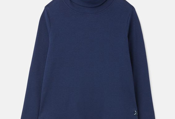 Joules Enya Navy  Roll Neck