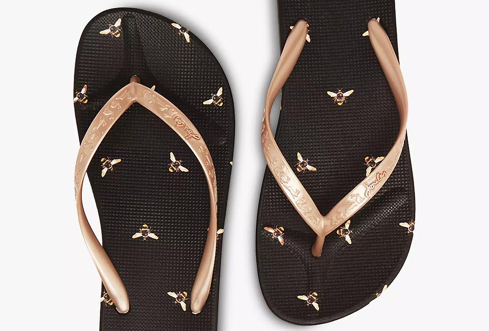 Joules Ladies Bee Flip Flops