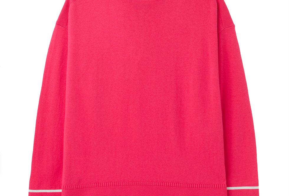 Joules Vivianna Jumper Hot Pink