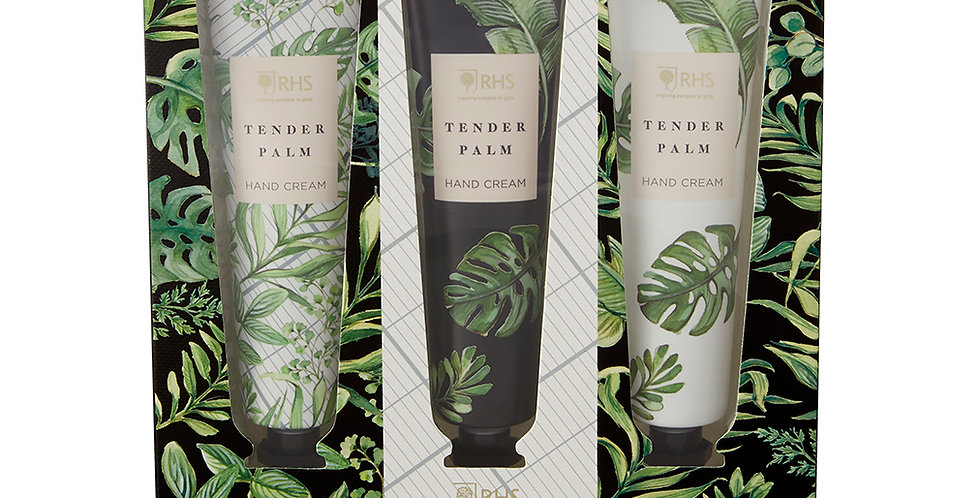 Heathcote & Ivory Tender Palm  Hand Cream