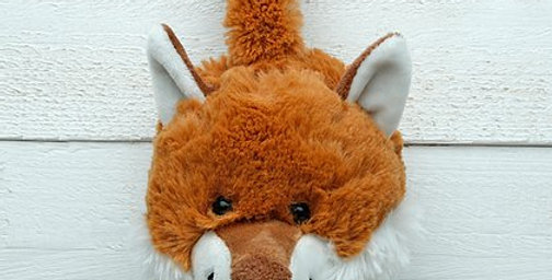 Jomanda Fox Ear Muffs