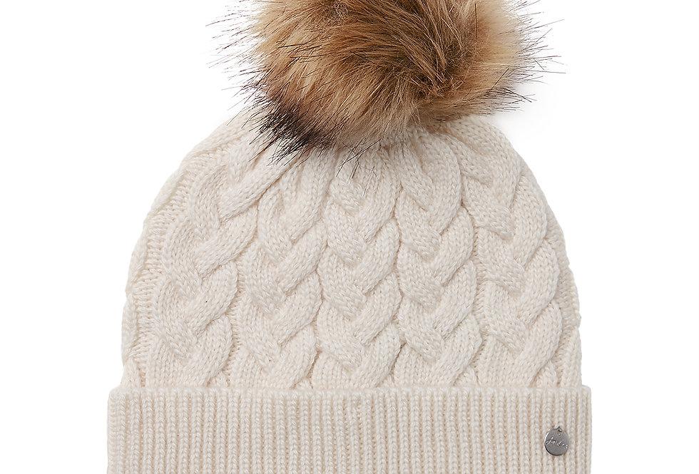 Joules Elena Hat Cream