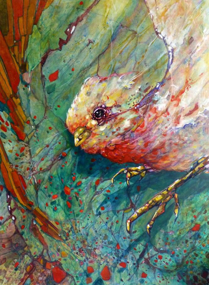 Intersatellar Bird