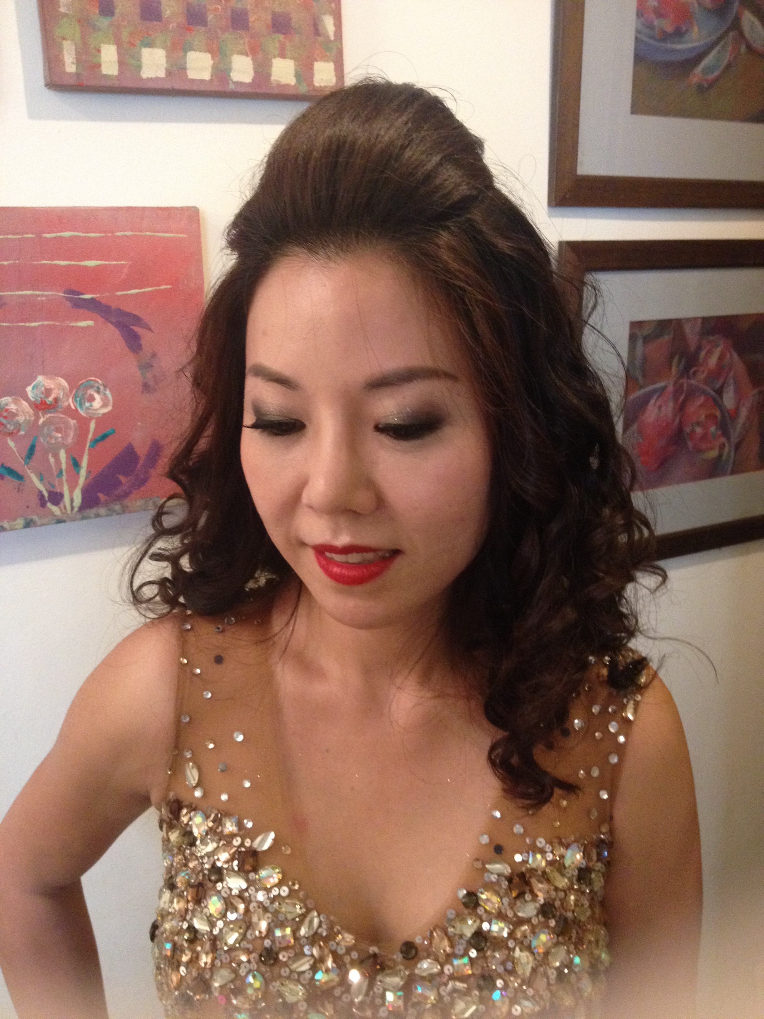 Makeup & Hairstyling for 1 Pax