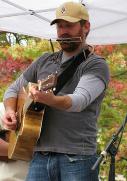 Chad Verbeck on Guitar