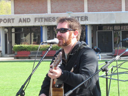 Singer Chad Verbeck