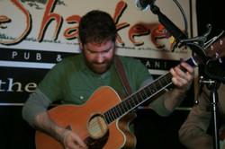 Chad Verbeck at Shaskeen