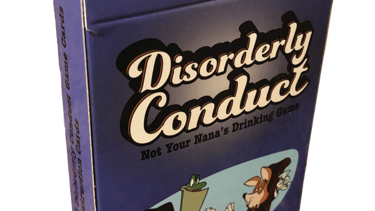 Disorderly Conduct Deck