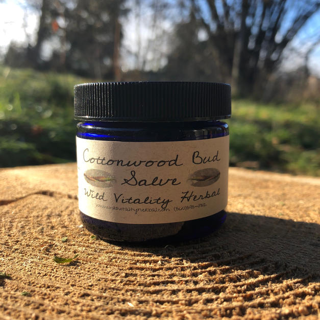 Cottonwood Bud Salve
