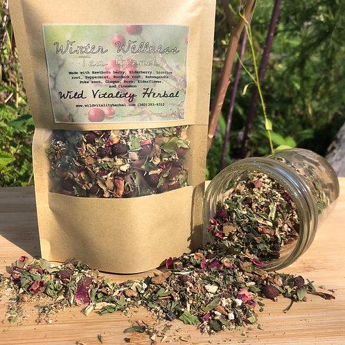 Winter Wellness Tea Blend