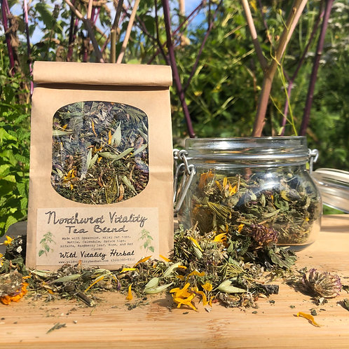 Northwest Vitality Tea Blend