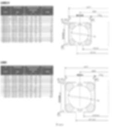 Технические характеристики подшипника Franke LSB3/4 и LSB1