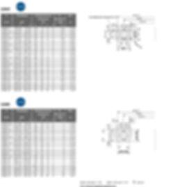 Технические характеристики подшипника Franke LSA4 и LSA6