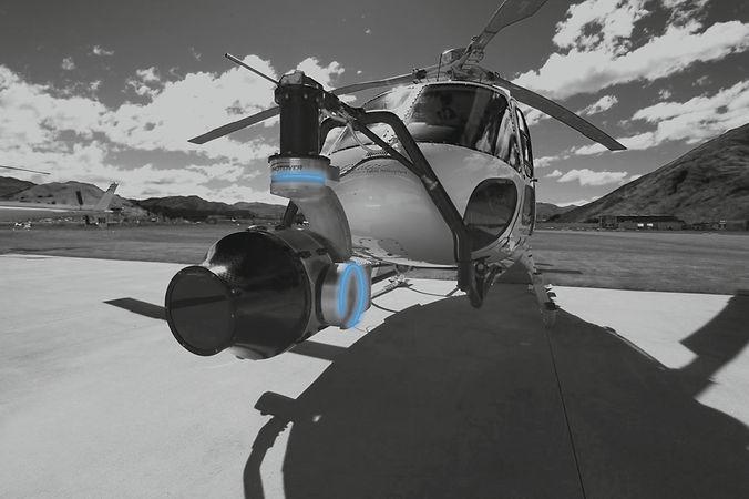Cámara aérea cardán con rodamiento Franke