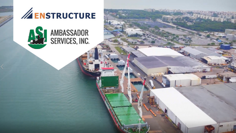 Enstructure Acquires Port Canaveral's Ambassador Services, Inc. and Enters Southeast U.S. Market