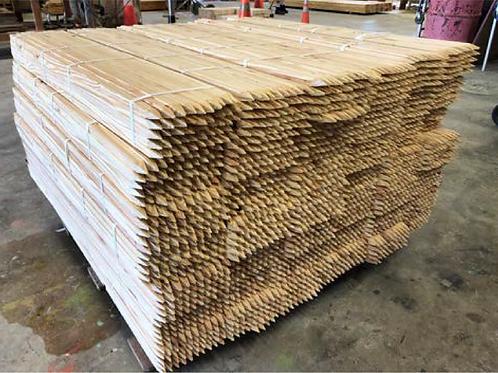 Bulk Custom Wood Stakes