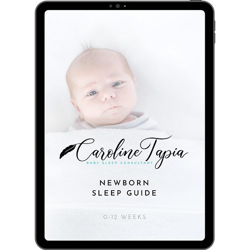 Newborn Sleep Guide (0-12 Weeks)