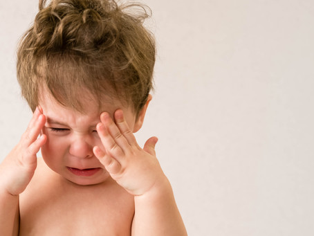 Surviving the Post Day Care Meltdowns