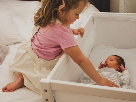 Preparing Your Toddler for a New Sibling