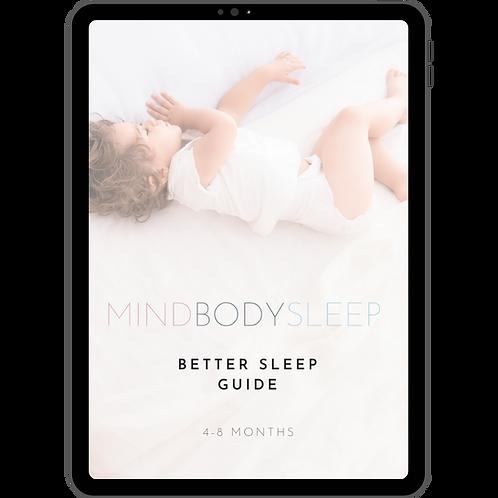 Better Sleep Guide (4-8 months)