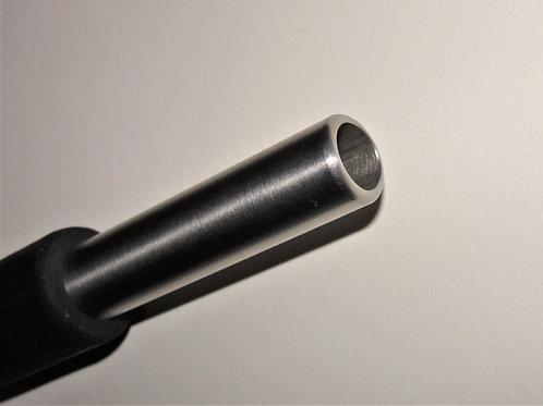 """Ti Rod Tactical 6"""" x .50"""" Titanium Spitball Shooter & Self Defense Yawara Stick!"""