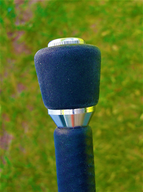 "Longer Titanium .445"" Diameter Tactical Walking STAFF"